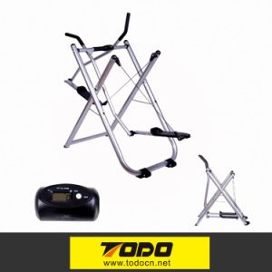Total Crunch Body Exercise Air Walker Glider Leg Swing Walking Machine pictures & photos
