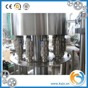 Automatic Mixing Juice 3-in-1 Bottling Machine Line pictures & photos