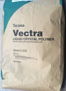 Celanese Ticona Vectra E130ID2 (LCP/Liquid Crystal Polymers) Natural/Black pictures & photos