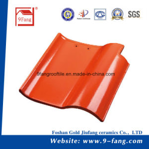 9fang Clay Roofing Tile Building Material Spanish Roof Tiles pictures & photos