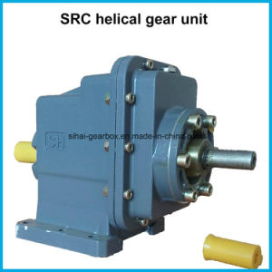Src Helical Gearbox Prallet Shaft Helical Gearbox Helical Gearbox Suppiler pictures & photos