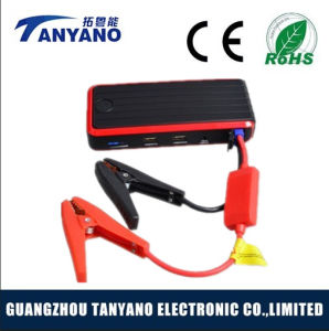 12000mAh Power Bank Emergency Starter Car Jump Starter