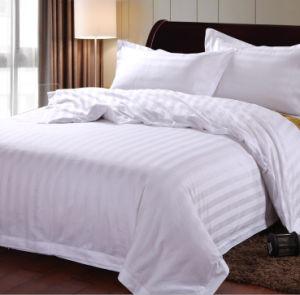 High Quality 100% Cotton 4PCS Hotel Bedding Linen pictures & photos