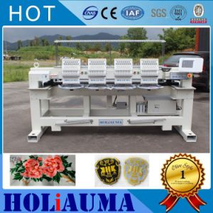 China Good Quality Four Head 15 Needles Computerized Embroidery Machine Barudan Software for Multi Embroidery Functions Cheap New Condition Top Selling pictures & photos