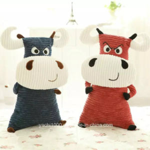 Custom Stuffed Toy Cow Plush pictures & photos