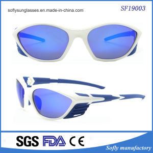 Rectangle Vision Sports Sunglasses for Cycling Baseball Fishing pictures & photos