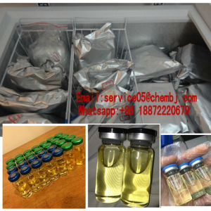 Top Quality Raw Prohormone Steroid Trendione Trenavar CAS: 4642-95-9 pictures & photos