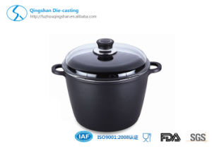 20cm Classic Die Casting Non-Stick Coated Kitchen Sauce Pan pictures & photos
