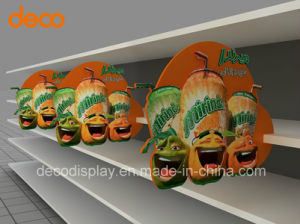 Paper Display Stand Corrugated Cardboard Display Pop Stand pictures & photos