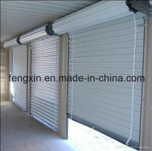High Quality Electrical Roller Shutter Door pictures & photos