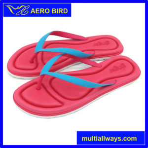 Hot Sale High EVA Injection Fashion Flip Flops Slipper pictures & photos