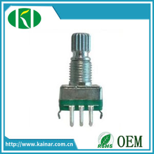 1mm Rotary Encoder Without Switch Ec11-1-18t pictures & photos