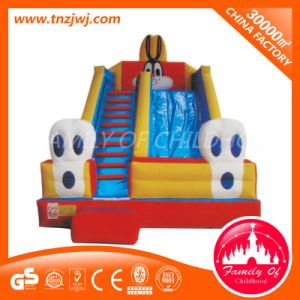 Best Quality of PVC Slide Kids Inflatable Bouncers for Sale pictures & photos