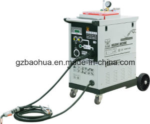 MIG Semi-Automatic Gas Shielded Welder/Welding Machine Spot Welder pictures & photos
