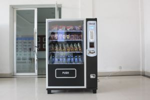 School Snack Vending Machine with Chip pictures & photos