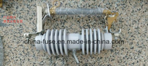 High Voltage Porcelain Fuse Cutout, Drop out Fuse 27kv 100A pictures & photos