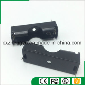 1AA Battery Holder with Contact Pin pictures & photos