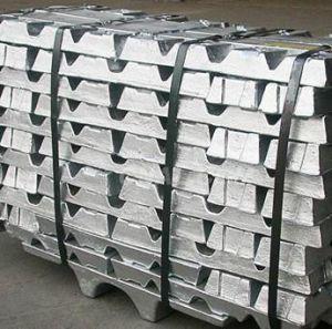 High Quality Al 99.5% 99.6% 99.7% 99.8%Pure Aluminum Ingot pictures & photos