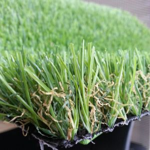4 Colours Free Sample Cheap Fake Turf Artificial Garden Grass pictures & photos