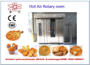 Ce Approved Rotary Oven 32 Tray/Baking Oven for Bread and Cake pictures & photos