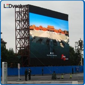 High Quality Full Color Outdoor SMD LED Screen for Advertising pictures & photos