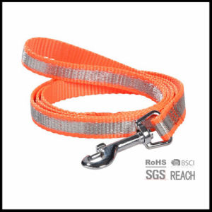 Nylon Material Dog Leash with Reflective Rabric pictures & photos