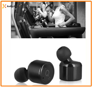 Twins Wireless Stereo Bluetooth Headset with Microphone pictures & photos