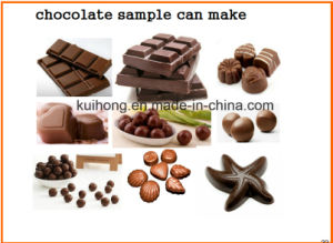 Kh 150 Ce Approved Chocolate Manufacturing Machine pictures & photos