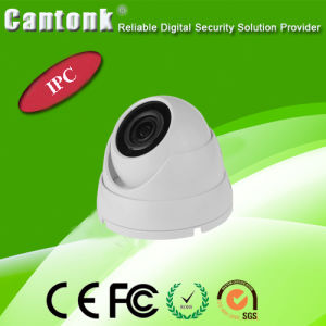 2.8mm Night View Metal Dome Security Video IP Camera (KIP-SH20) pictures & photos