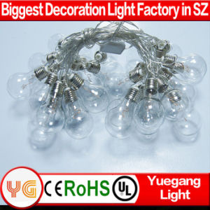 energy Saving Edison Bulb 5m20LED/10m30LED Filament bulb LED Light pictures & photos