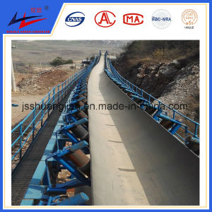 Long Distance Heavy Loading Tubulaire Belt Convyeor, Pipe Conveyor Manufacturer pictures & photos