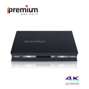 Ipremium I9 DVB+IPTV Ott Combo Set Top Box with Stalker Sever Mickyhop OS Android Satellite Internet TV Receiver Global Version pictures & photos