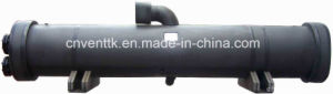 Water Cooled Shell and Tube Heat Exchanger Industrial Oil Cooler pictures & photos