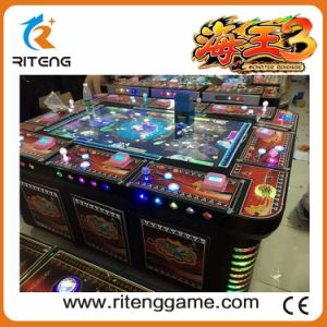 High Quality 8 Seats Fish Table Game Machine pictures & photos