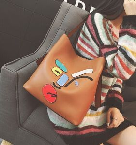New Fashion Handbags Stitching Composite Bag. (BDMC136) pictures & photos
