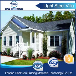 Steel Structure Prefab Kit Villa House for Family pictures & photos