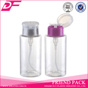 220ml Nail Polish Pump Bottle Pet Bottle