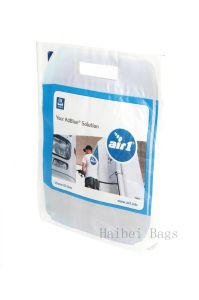 Laminated Die Cut Handle Bag (hbnb-586) pictures & photos