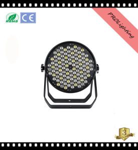 High Output 108 X3w RGBW 4-in-1 LED PAR Cans Light DMX Lighting Equipment pictures & photos