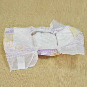 Baby Diaper High Quality Breathable Diaposable Napppy pictures & photos