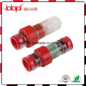 Straight Push-Fit Gasblock and Water Block Connector for Microduct 5/2.5mm (LBK5/2.5) pictures & photos