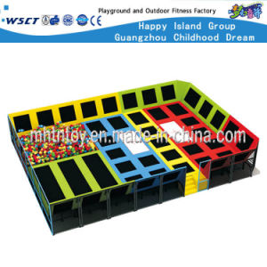 Indoor Playground Equipment Kids Play Equipment Ball Pool (HF-19603) pictures & photos