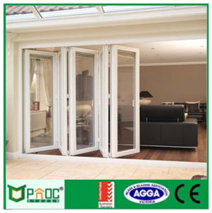 Aluminium Bi Folding Windows Comply with Australian Standards Pnoc110410ls pictures & photos
