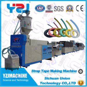 Waste Recycling Plastic Granules Plastic Strap Making Machine pictures & photos