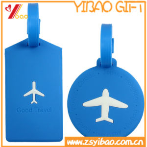 China High Quality Customed PVC Luggage Tag pictures & photos