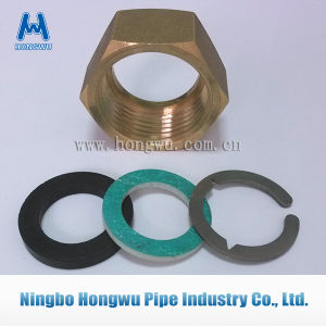Pipe Fitting Brass Tube Connection Fitting pictures & photos