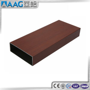 Various Color Aluminum Wood Color Printing Profile pictures & photos