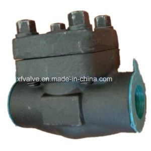 API602 800lb Forged Steel A105 Thread End NPT Check Valve pictures & photos