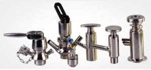 Sanitary Stainless Steel Yfk Manual Sampling Valve pictures & photos
