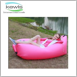 Different Colors Use Sleeping Bag in Any Place Air Bed pictures & photos